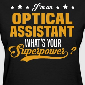 Optical Assistant T-Shirts - Women's T-Shirt