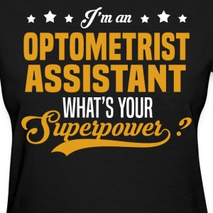 Optometrist Assistant T-Shirts - Women's T-Shirt