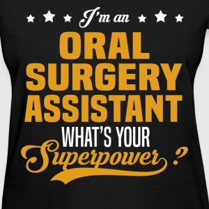 Oral Surgery Assistant T-Shirts - Women's T-Shirt