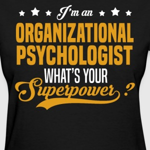 Organizational Psychologist T-Shirts - Women's T-Shirt
