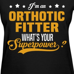 Orthotic Fitter T-Shirts - Women's T-Shirt