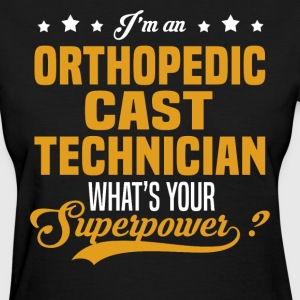 Orthopedic Cast Technician T-Shirts - Women's T-Shirt