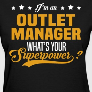 Outlet Manager T-Shirts - Women's T-Shirt
