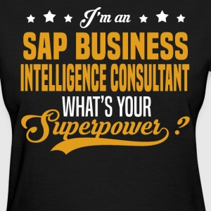 SAP Business Intelligence Consultant T-Shirts - Women's T-Shirt