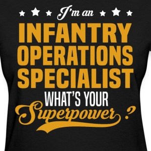 Infantry Operations Specialist T-Shirts - Women's T-Shirt