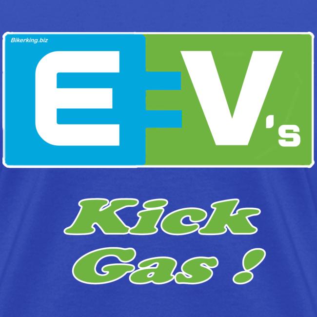 Women's Standard T- EV2 kicks Front