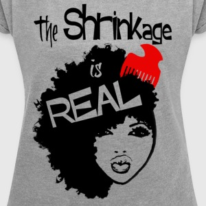 shrinkage2.png T-Shirts - Women´s Roll Cuff T-Shirt
