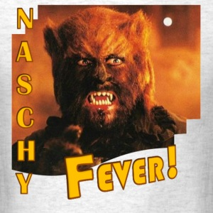 NASCHY FEVER - Men's T-Shirt