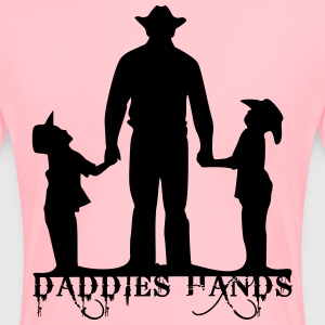 Daddies Hands T-Shirts - Women's Premium T-Shirt