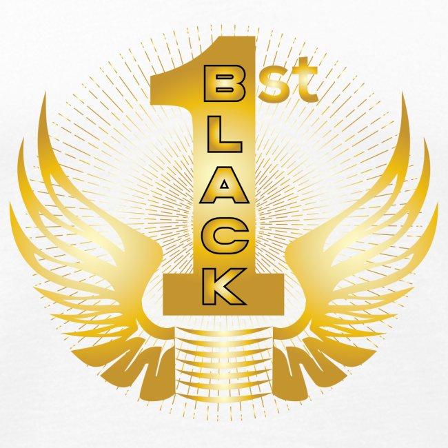Boss Playa Black First Gold Workout Basketball Jersey