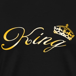King Crown T-Shirts - Men's Premium T-Shirt