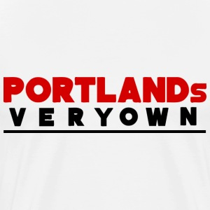 Portlands Very Own [ALT] T-Shirts - Men's Premium T-Shirt