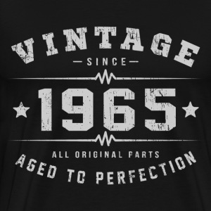1965 Aged To Perfection T-Shirts - Men's Premium T-Shirt