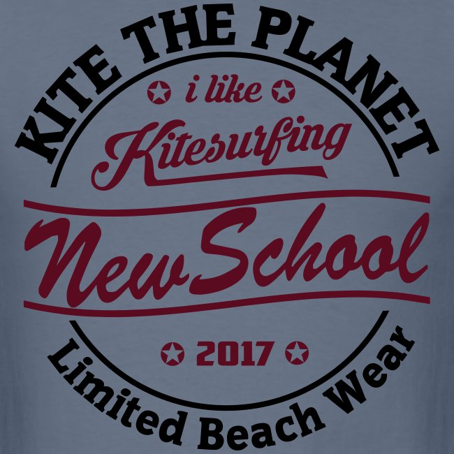 Kite The Planet New School free color