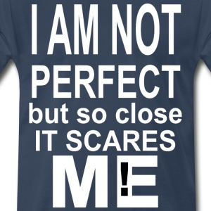 so close to be perfect  - Men's Premium T-Shirt