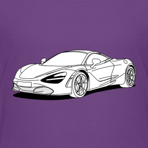 720s Coupe filled in Kids' Shirts - Kids' Premium T-Shirt
