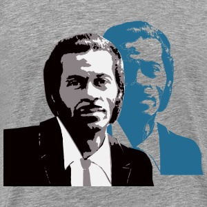 Chuck Berry Pop Art Style T-Shirts - Men's Premium T-Shirt