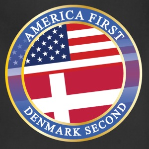 AMERICA FIRST DENMARK SECOND Aprons - Adjustable Apron