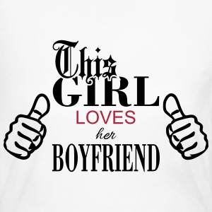 This Girl... - Women's Long Sleeve Jersey T-Shirt