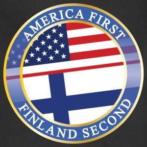 AMERICA FIRST FINLAND SECOND Aprons - Adjustable Apron