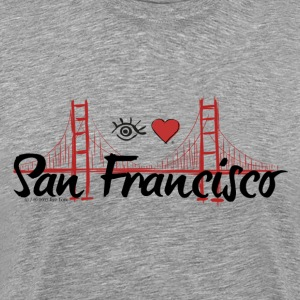 Eye-Love San Francisco - Men's Premium T-Shirt