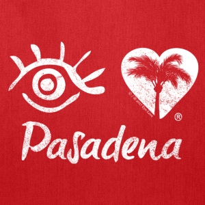 Eye-Love Pasadena - Tote Bag