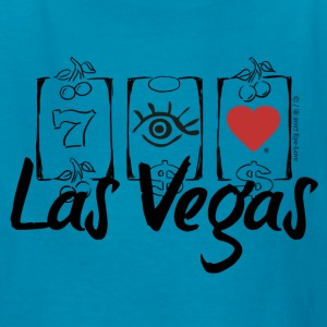 Eye-Love Las Vegas - Kids' T-Shirt