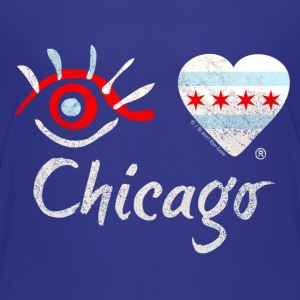 Eye-Love Chicago - Kids' Premium T-Shirt