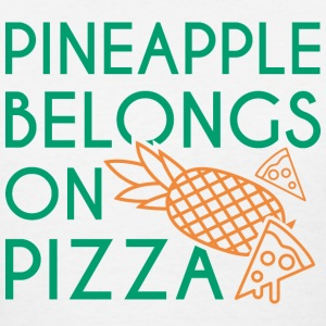 Pineapple Pizza - Women's T-Shirt
