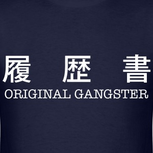Original Gangster T-Shirts - Men's T-Shirt