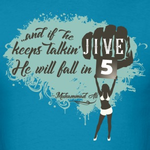 Jive Talkin - Men's T-Shirt