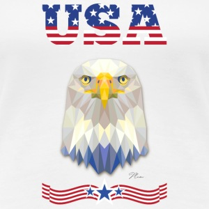 United States of America T-Shirts - Women's Premium T-Shirt