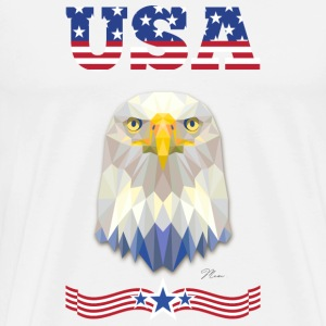 United States of America T-Shirts - Men's Premium T-Shirt