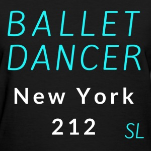 New York, NY Ballet 212 T-Shirts - Women's T-Shirt