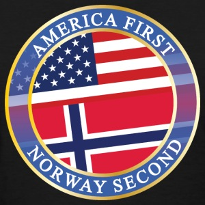 AMERICA FIRST NORWAY SECOND T-Shirts - Women's T-Shirt