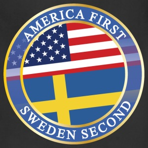 AMERICA FIRST SWEDEN SECOND Aprons - Adjustable Apron