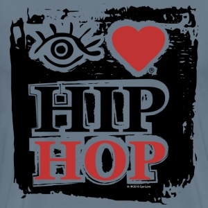 Eye-Love Hip Hop - Men's Premium T-Shirt