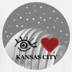 Eye-Love Kansas City - Men's Premium T-Shirt