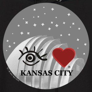 Eye-Love Kansas City - Men's Hoodie