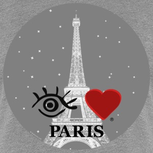 Eye-Love Paris - Women's Premium T-Shirt
