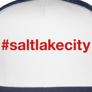 SALT LAKE CITY - Trucker Cap