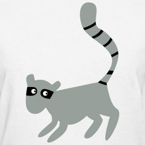new tall lemur with a long tail T-Shirts - Women's T-Shirt