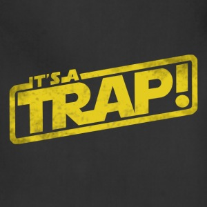 its a trap APRON - Adjustable Apron