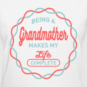 Being Grandmother T-shirt - Women's T-Shirt