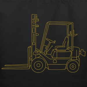 Fork-lift truck / stacker truck Bags & backpacks - Eco-Friendly Cotton Tote