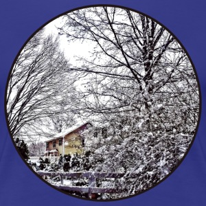 Winter Scene T-Shirts - Women's Premium T-Shirt