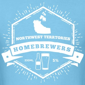 North West Ter Homebrewers - Men's T-Shirt