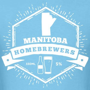 Manitoba Homebrewers - Men's T-Shirt