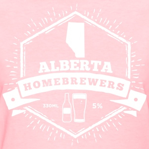Alberta Homebrewers T-Shirts - Women's T-Shirt