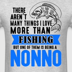Fishing Nonno - Men's T-Shirt